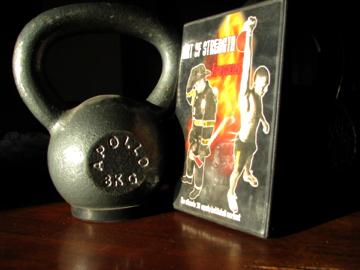 Firepower Kettlebell DVD
