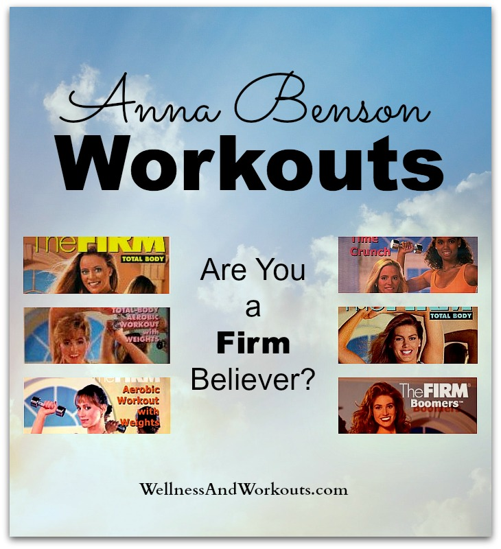Anna Benson Workouts