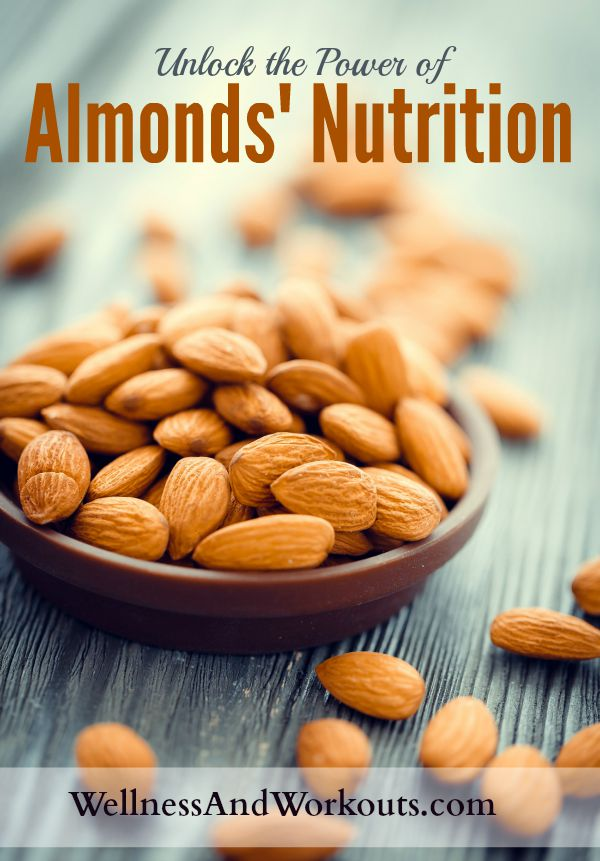 Almonds Nutrition -- How to soak