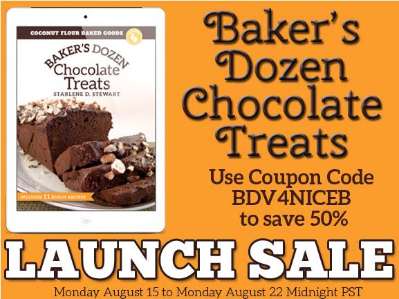 Baker's Dozen Chocolate Treats ebook