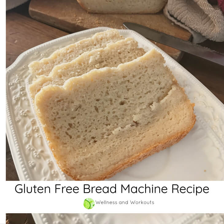 Gluten Free Bread Machine Recipe