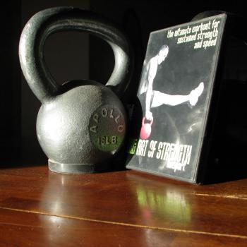 Newport Kettlebell DVD
