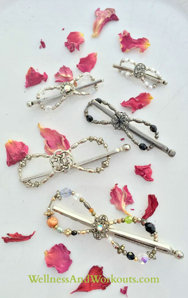 Lilla Rose Flexi Clips! These are the ones that came in my Party Kit!