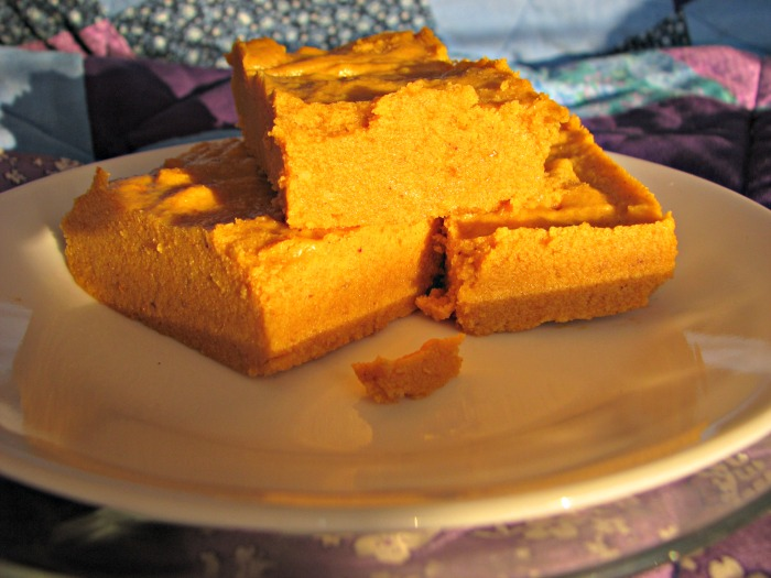 Pumpkin Fudge Recipe | Gluten Free, Paleo, Non Dairy, GAPS Diet, SCD