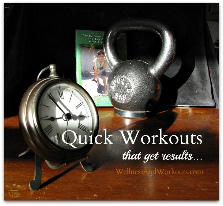 quick workouts for busy moms