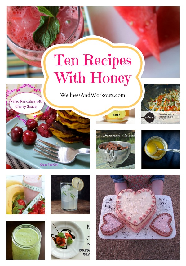 Recipes with Honey