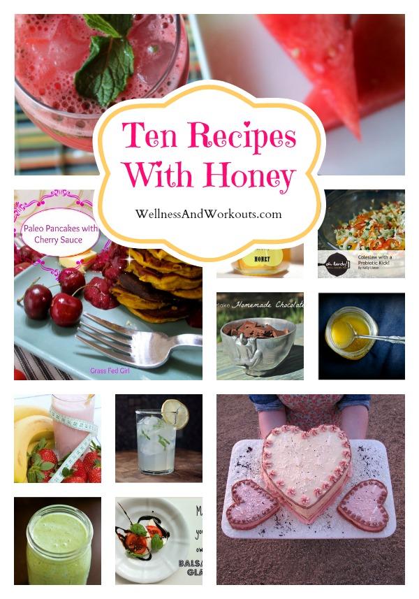 Recipes with Honey