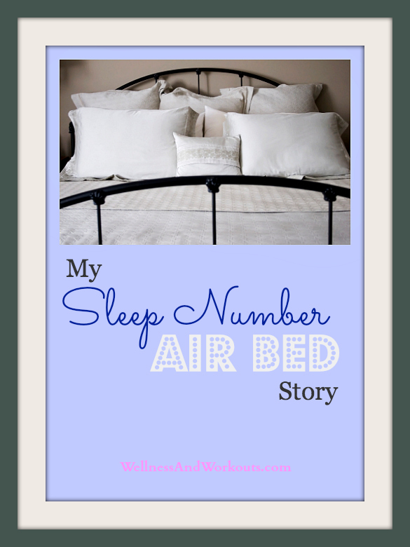 sleep number air bed