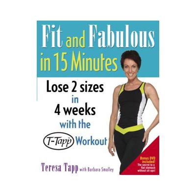 Teresa Tapp's Fit and Fabulous in 15 Minutes
