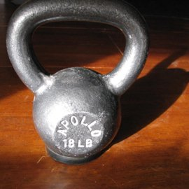 kettlebell equipment