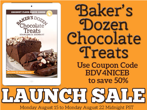 Baker's Dozen Chocolate Treats ebook