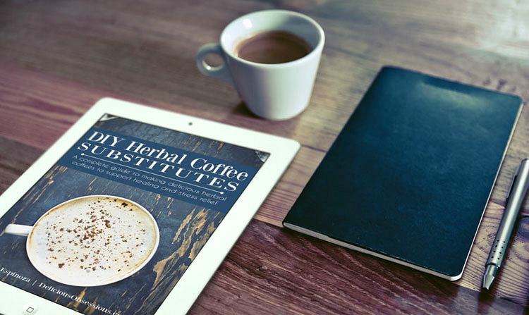 DIY Herbal Coffee Substitutes