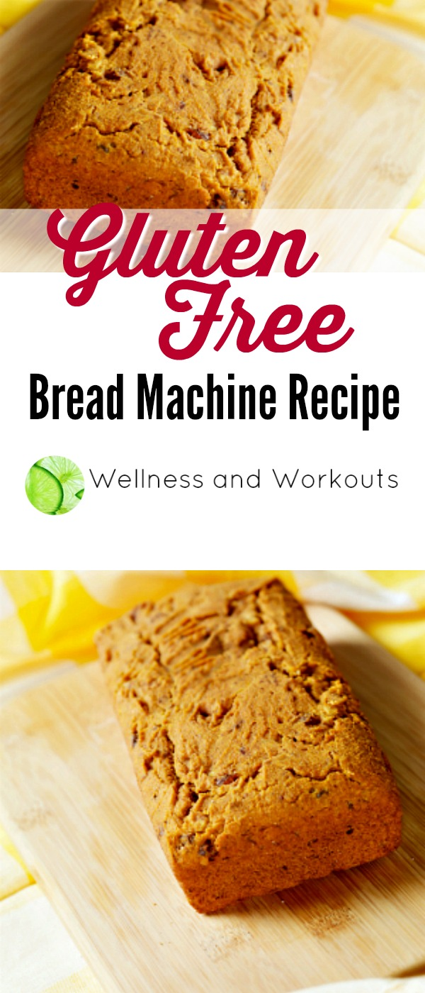 I LOVE the smell of this Gluten Free Bread Machine Recipe with Rice Flour and Honey as it bakes! Click now to see the Recipe. #glutenfree